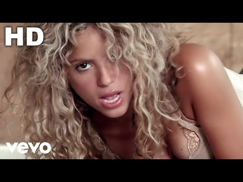 LA - Music video by Shakira;Artista Invitado Alejandro Sanz performing La Tortura. (C) 2005 SONY BMG MUSIC ENTERTAINMENT.
