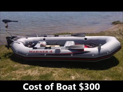 Mariner 4 Inflatable Boat Review