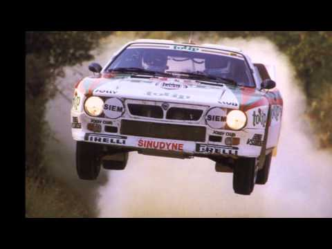 video tributo alla splendida lancia rally 037
