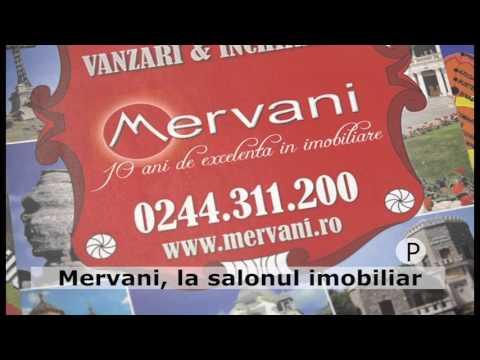 Mervani, la salonul imobiliar