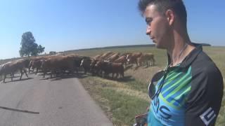 Marek w podróży: Węgry do granicy z Rumunią odc. 4