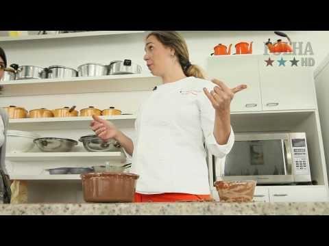 Receita de ovo de páscoa caseiro – Vídeo Aula