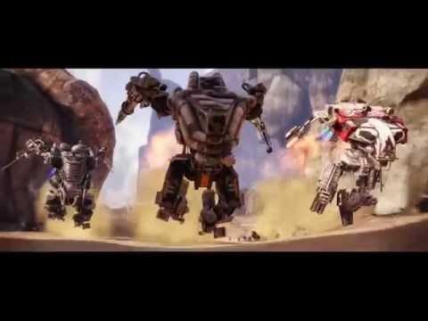 HAWKEN a  mech first-person shooter video game  developed by Reloaded Games on PlayStation 4