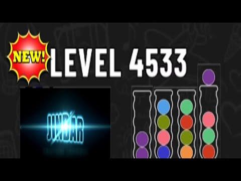 Ball Sort Puzzle Level 4533