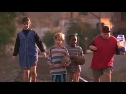 Little Giants 1994- Recruiting some Little Giants