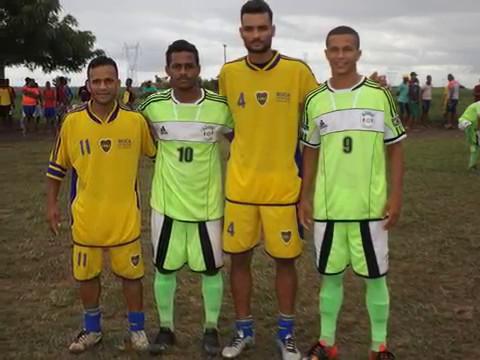 Torneio de Futebol - Dia do Trabalhador ( em Belo Oriente )  pt.2