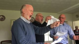 Wim Huijgen viert z'n 83e verjaardag