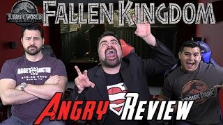 Video Jurassic Park: Fallen Kingdom - Angry Movie Review MP3, 3GP, MP4, WEBM, AVI, FLV Januari 2019