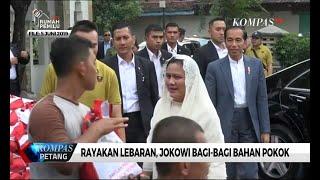 Video Presiden Jokowi Bagi-bagi Sembako, Rutin Setiap Lebaran.... MP3, 3GP, MP4, WEBM, AVI, FLV Juni 2019
