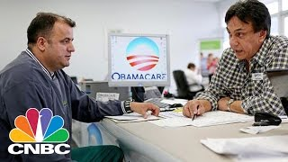 Senate Takes First Step To Repeal Obamacare | CNBC