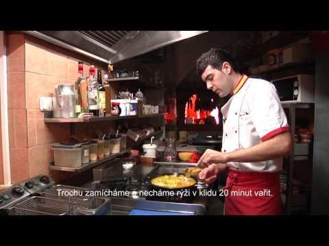 TV Gastro&Hotel: Paella z El Centra