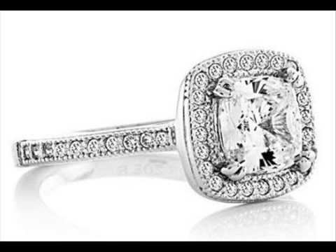 925 Silver Wedding Ring Sets | Cheap Sterling Silver Wedding Rings | Cushion Cut Wedding Ring Sale |