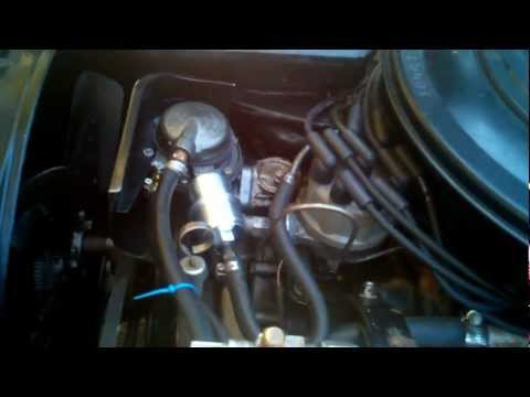 1962 Lincoln Continental 3 Port Carter Fuel Pump Replacement