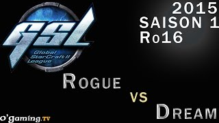 GSL 2015 - Code S : Ro16 - Groupe C - Match 5