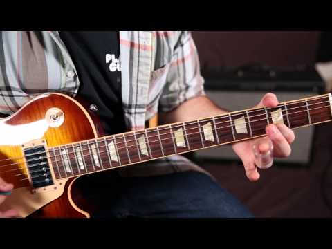 when - Blues Licks http://www.guitarjamz.com/ytblues Facebook http://goo.gl/RKWhcZ Led Zeppelin - When the Levee Breaks - Guitar Lesson Tutorial - Slide Guitar and Riffs.