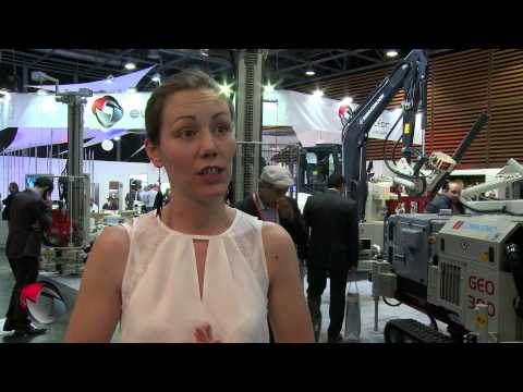 Intermat – WEB TV Eurofor : Interview de Alexia Fleury – Esiris Groupe