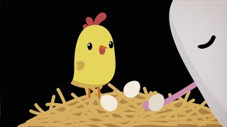 Be safe around Halloween… and chickens.SEE TREAT: http://youtu.be/vQ1KlPilims© Metro Trains Melbourne, Dumb Ways to Die™