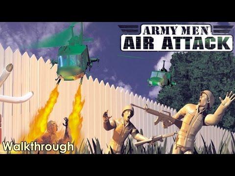 Army Men : Air Attack Playstation