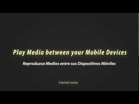 Video 1 de PowerDVD: Reproducir contenido multimedia entre dispositivos móviles
