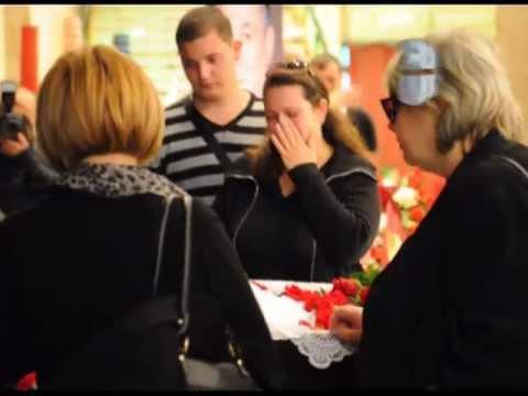Москвичи попрощались с Александром Белявским