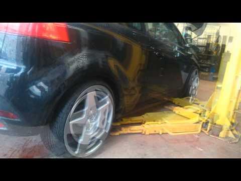 Kia Rio alloy wheels Metamorphosis to Bola B10