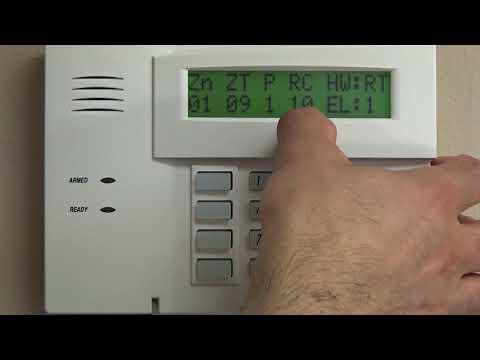 Honeywell Vista 20P Complete Programming