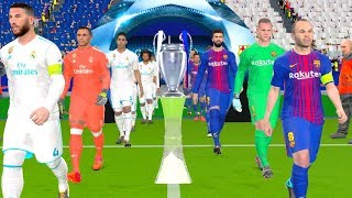 Video UEFA Champions League Final 2018 - Barcelona vs Real Madrid MP3, 3GP, MP4, WEBM, AVI, FLV November 2017
