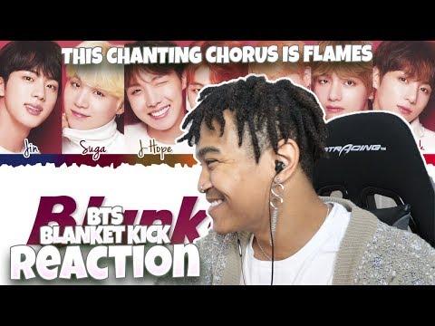 BTS (방탄소년단) – 'BLANKET KICK' (이불킥) - REACTION