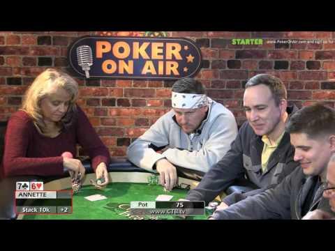 S5G12P1  CTB Chase The Bracelet Season 5 Poker On Air