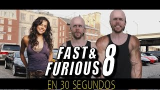 Nonton FAST AND FURIOUS 8 EN 30 SEGUNDOS Film Subtitle Indonesia Streaming Movie Download