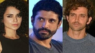 Video Farhan Akhtar Pins Kangana Down: Why Don't You Submit Your Phone & Laptop To Cyber Crime Cell? MP3, 3GP, MP4, WEBM, AVI, FLV Oktober 2017