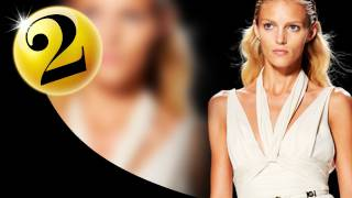 #2 Anja Rubik - Spring 2012 First Face Countdown | FashionTV - FTV