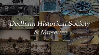 Dedham (MA) United States  City pictures : Dedham Historical Society & Museum