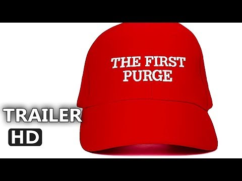 The first Purge Trailer of upcoming Hollywood movie