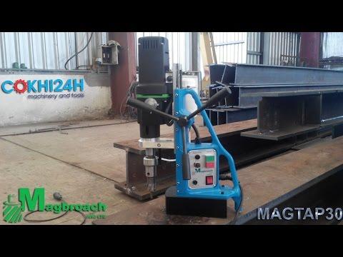 Máy khoan từ đa năng Magtap30 (MT30) - Magbroach