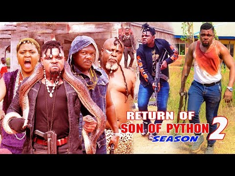 RETURN OF SON OF PYTHON SEASON 2- NIGERIAN MOVIES 2020 LATEST FULL  MOVIES
