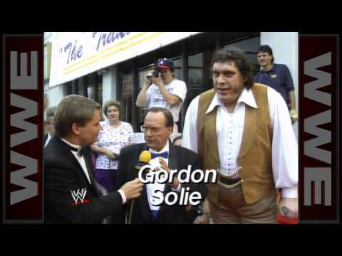 Andre The Giant's Final U.S. TV Appearance: Clash Of The Champions XX