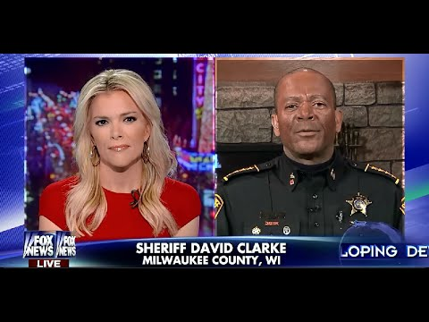 milwaukee - December 2nd, 2014 • Milwaukee County Sheriff David Clarke doubles down on his negative assessment of Eric Holder, Barack Obama, and Al Sharpton and their re...