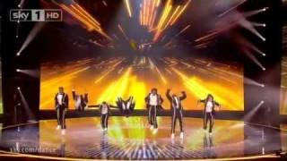 Got To Dance Series 2: QMX Semi Final