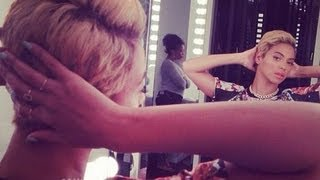 Beyonce Debuts New Pixie Haircut! | POPSUGAR News