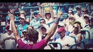 """(READ PLEASE!!! Description Below)FedererFan07 - http://federerfan07.com - the #1 Federer siteFedererForever918 is a proud partner of FedererFan07 Hii RF Fans I""""m back with another """"VID"""" Newest production i worked very Intense on this production  I really think this has to be one of my best tributes!  with joy with Hope  that Rog will W his 18th Major he deserves he  perhaps  will get another chance so BEL18VE FansRoger Federer - """"The Infinite Passion Pulls you Forward"""" and that Passion Continues to Fight day after day, year after year.. Unbroken Spirit He""""s still here in 34 eager for more Wins more Trophies like MJ Once said The greatest thing about the game of  to me is the passion and the love I have for it.  Because when you have a love for anything, you'll go to the extreme to maintain that level.  That's what love does, it drives you to do everything to maintain that connection. he will continue to fight back. So don't make the mistake of forgetting Roger Federer because he won't let that happen!I've always actually enjoyed that kind of a play. I'm obviously clearly quite happy that I'm able to bring it back to some extent and that it's actually working.ou can be stubborn and successful or you can give it up a bit and change things around. For me it's important to have a bit of both, to be quite honest. I think you need to be stubborn, believe in hard work that somehow down the stretch is going to pay off, or in a match you say, Okay, the guy beat me three times in a row with a backhand down the line. Let me see it one more time. He'll hit a fourth one. One more time. He'll hit a fifth one. All of a sudden it won't happen anymore.You need that stubbornness to succeed. Also I think the idea of change is really important because otherwise it can become a bit boring to some extent. I think you need to challenge yourself and try out new things, maybe where you practice, how you practice, who you practice with, the advice you receive sometimes, equipment, you name """