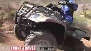 5. ATV Television Test - 2006 Suzuki Eiger 4004x4