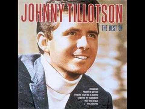 Johnny Tillotson.....out Of My Mind