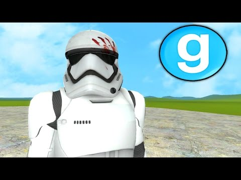 GMOD -  STORMTROOPER GETTING PROMOTED!?! Garry's Mod Roleplay (Gmod Star Wars Roleplay) (видео)