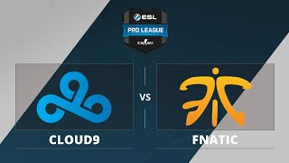 fnatic vs C9, game 1