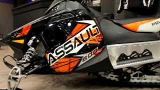4. Polaris Switchback Assault 144