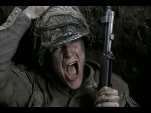 Band of Brothers - Music Video - The War