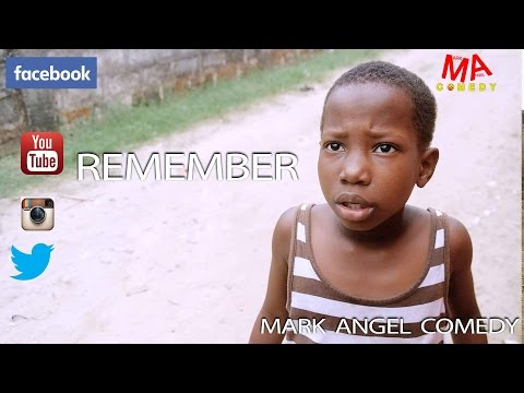 REMEMBER (Mark Angel Comedy) - Laugh Until You Cry