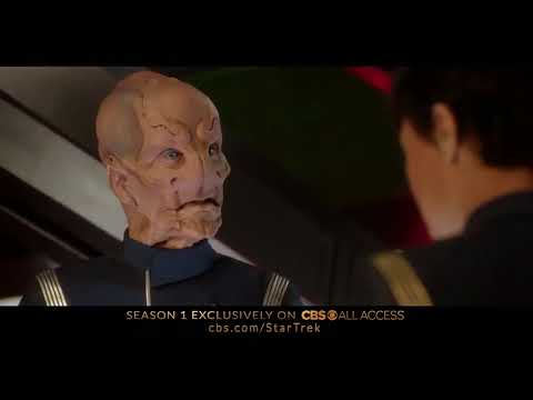 Star Trek: Discovery Season 1 Promo 'Beyond the Stars, Discovery Awaits'