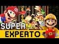 SUPER EXPERTO NO SKIP | Super Mario Maker